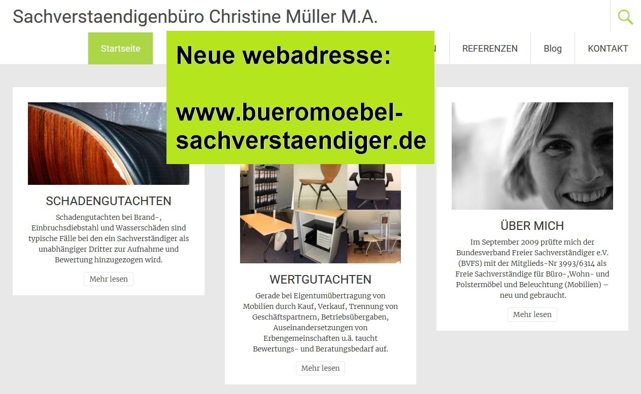 WEBSITE-UMZUG